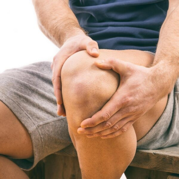 Reduce Knee Pain Naturally